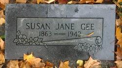 susan's grave