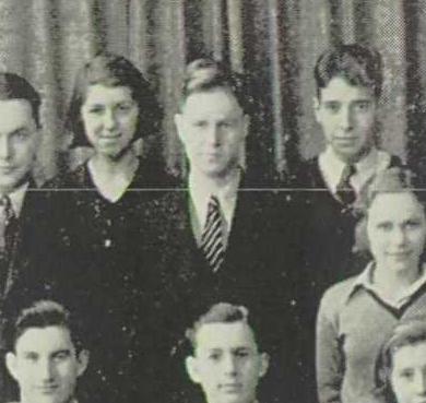 Garth 1933 science club