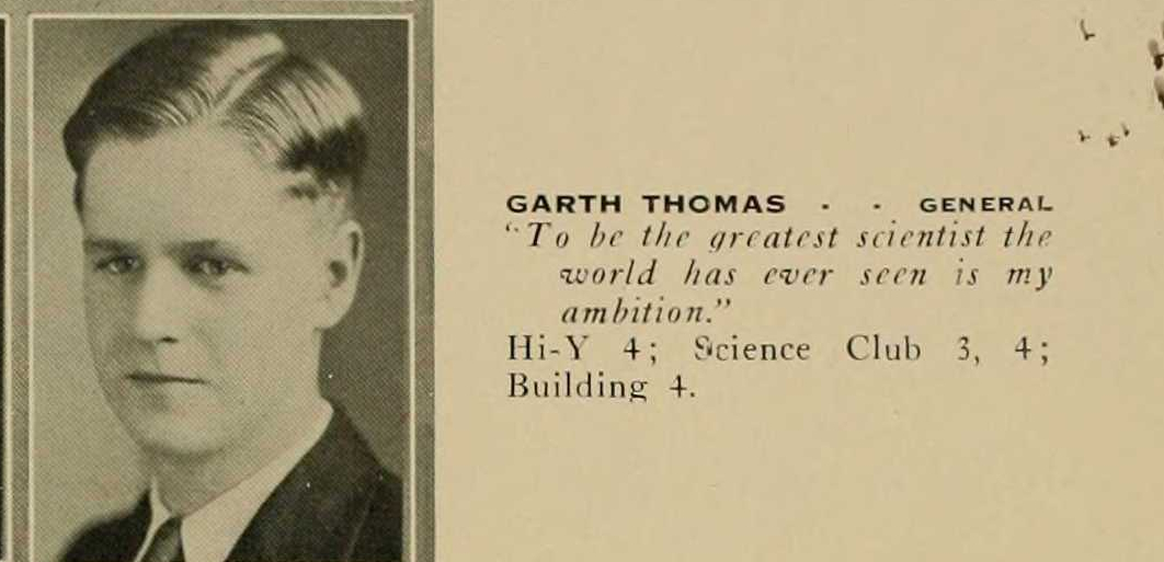 Garth 1934 indiv photo